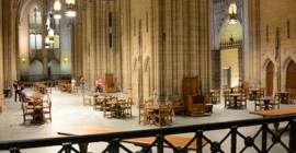 The Cathedral of Learning Commons Room